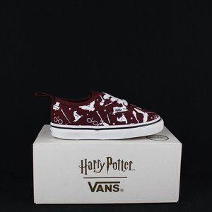 VANS Harry Potter Port Authentic Elastic T Size 8